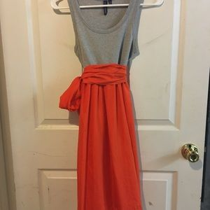 Anthropologie Sleeveless Tank Dress